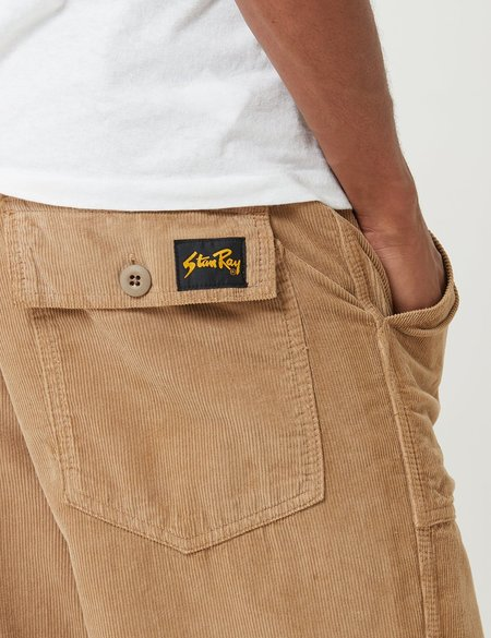 Stan Ray Fatigue Taper Cord Pant - Khaki