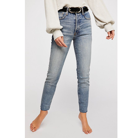 Free People Stella Skinny Jeans