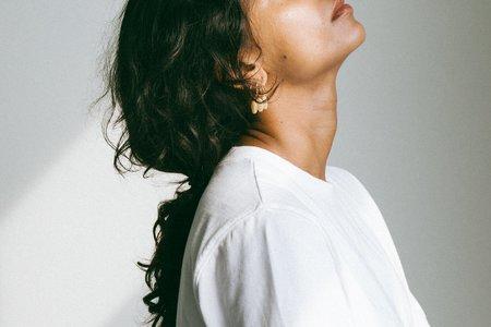 Adorn Aventurine Drop Earrings - 14ct Gold Fill