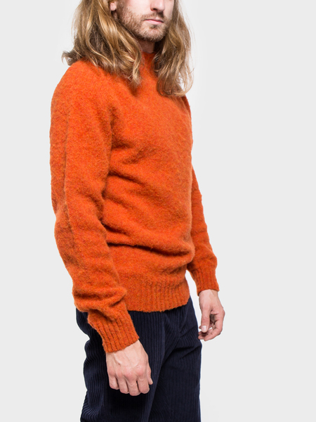 You Must Create Montand Turtle Neck - Rust