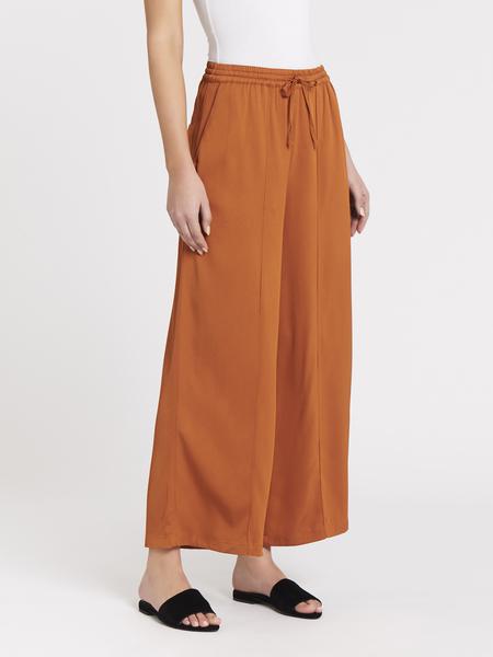 american vintage Icoday Oversized Sweatpant - Orient