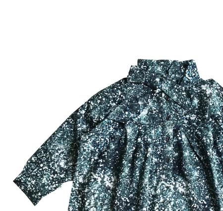 Kids Romey Loves Lulu Bow Dress - Glitter