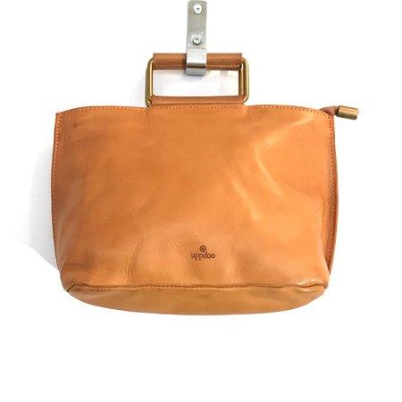 Uppdoo Joy Small Handle Bag - Apricot