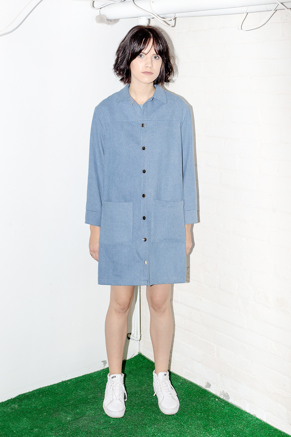 Bodega Thirteen Evan Denim Duster