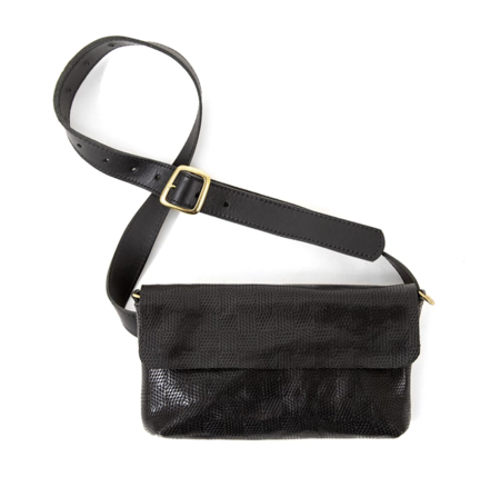 Clare V. Gustav BAG - Black Honolulu