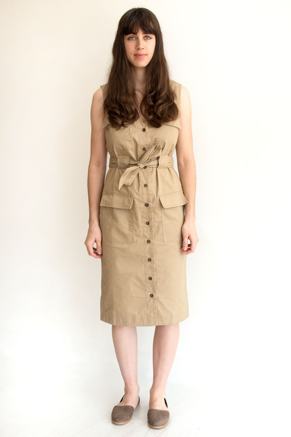 Hammy Cargo Dress - RACHEL ANTONOFF