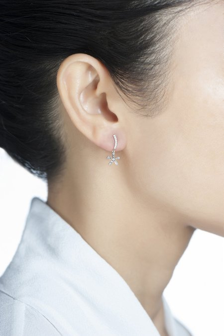 Hestia Jewels Joy Diamond Earrings