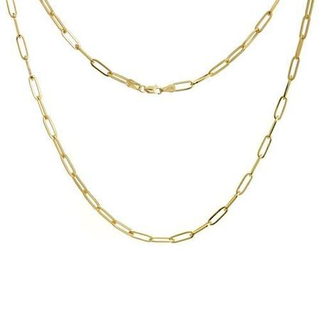 Hestia Jewels Serpentine Elemental Link Necklace