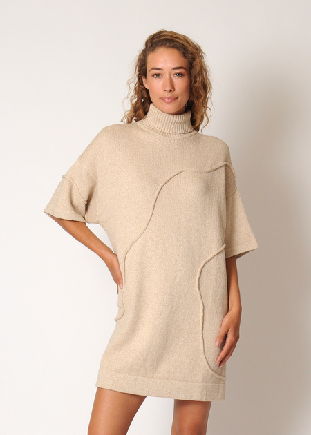Kordal Marlow Dress - sand