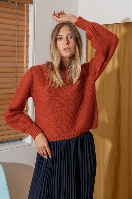 MILA ZOVKO CAROLYN Sweater - Copper
