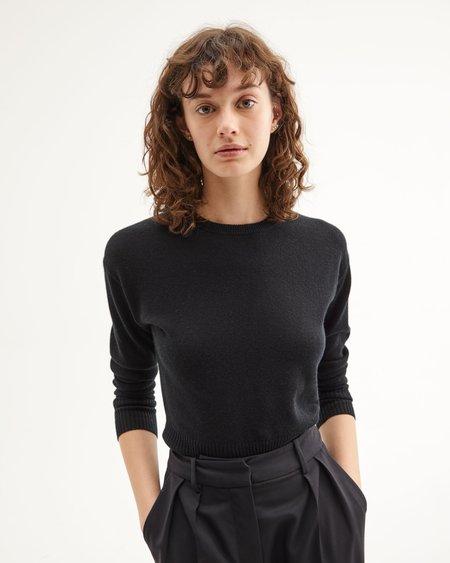 Nili Lotan Dalton Sweater - Black