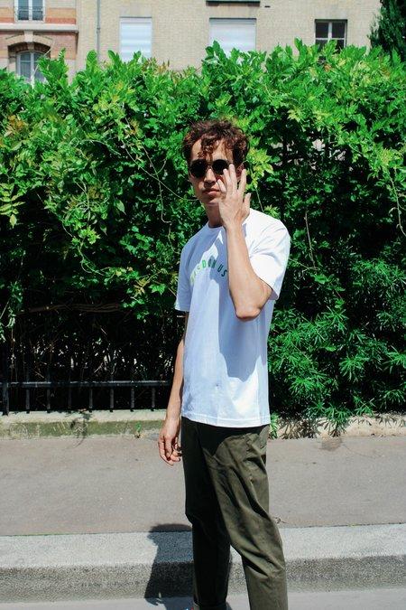 Basus T-Shirt Rainbow - Blanc