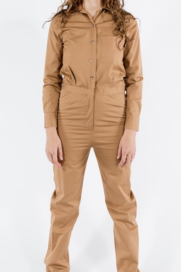 Baserange Cropped Jumpsuit