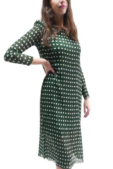 Elk Forsa Dress - Spinach