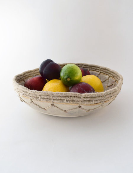 Karen Gayle Tinney Decorative Bowl #642