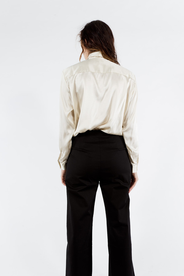 Baserange Flared High Waist Pants