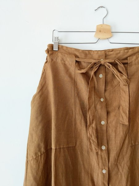 Revisited Ida Skirt - Clay
