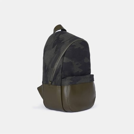 Haerfest Small Camo Travel Backpack - Olive