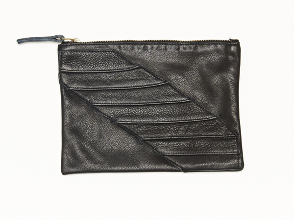 Collina Strada Ricco Duo Black Leather