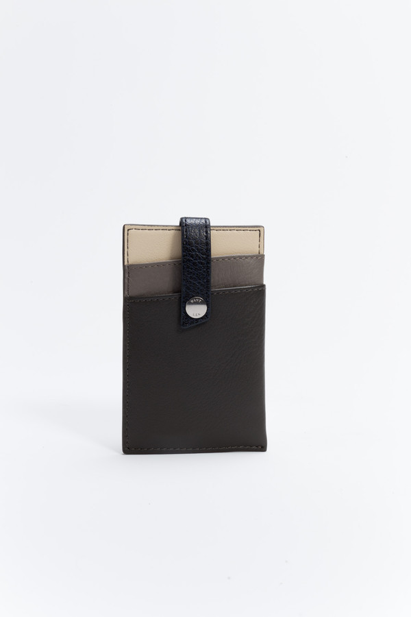 WANT Les Essentiels de la Vie Kennedy Money Clip Smoke
