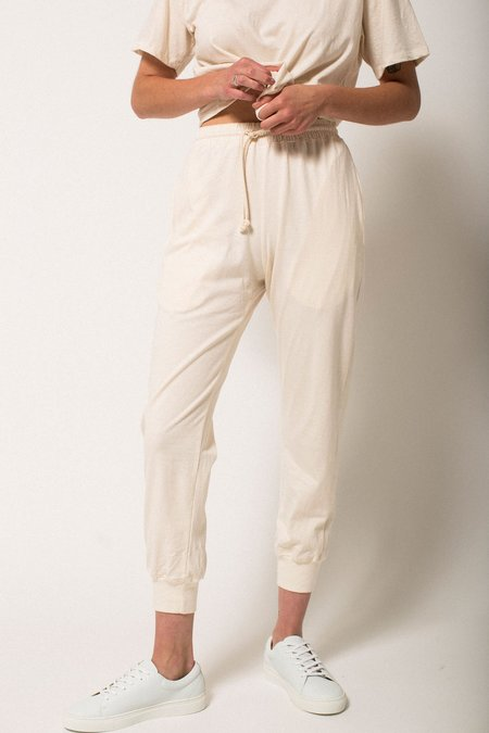 Unisex Harvest & Mill Pants - Natural