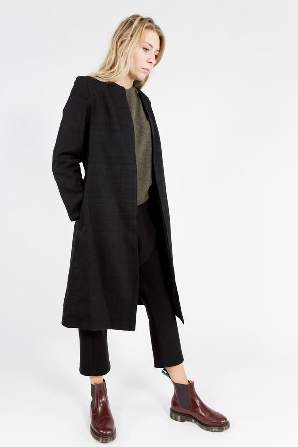 Han Starnes Long Cotton Jacket