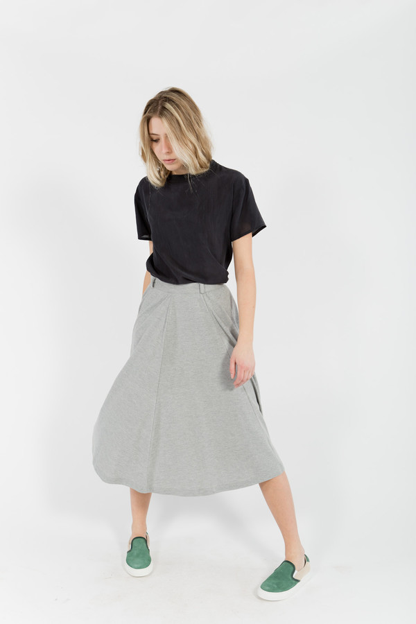 Le Mont St. Michel Long Skirt