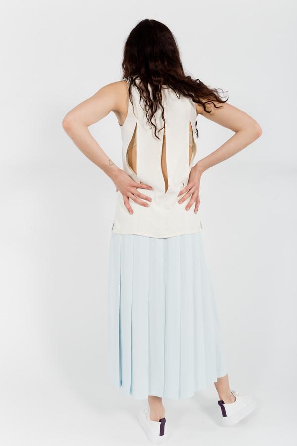 Nomia Midi Pleated Skirt