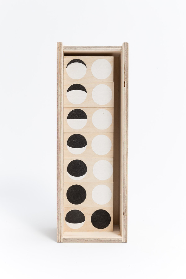 Fredericks & Mae Moon Dominos