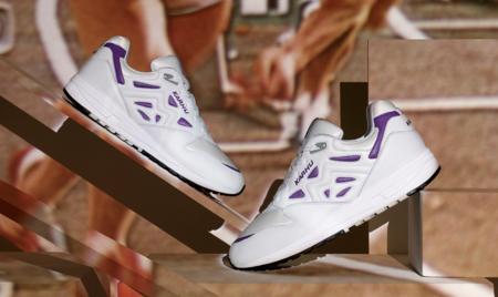 Karhu Legacy - Bright White/Tillandsia Purple