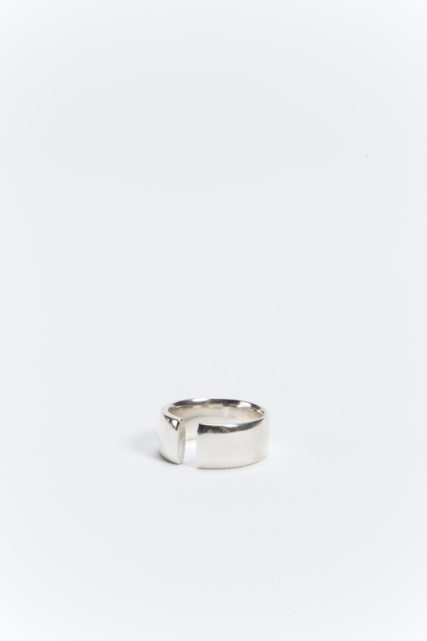 NEAL Jewelry Prime Ring Silver