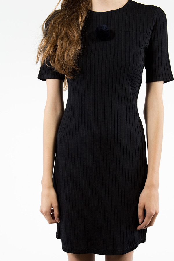 Trademark Ribbed Dress