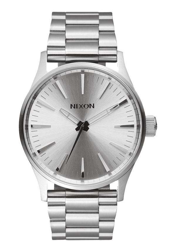 Nixon G.I. SS All Silver