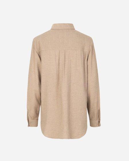 Samsoe & Samsoe Becky Shirt - Khaki