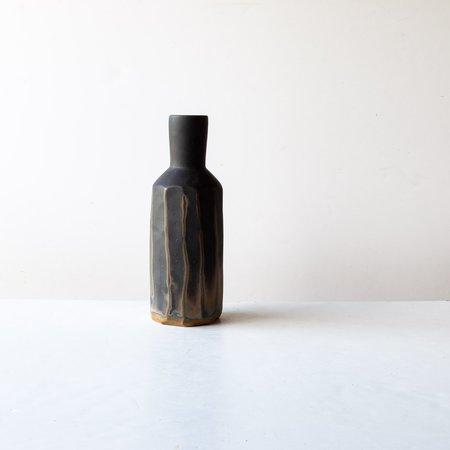 Catherine Auriol – Gaïa Céramique Large Stoneware Bottle / Vase
