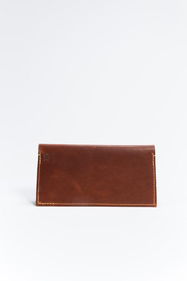 Annie Williams Tall Wallet