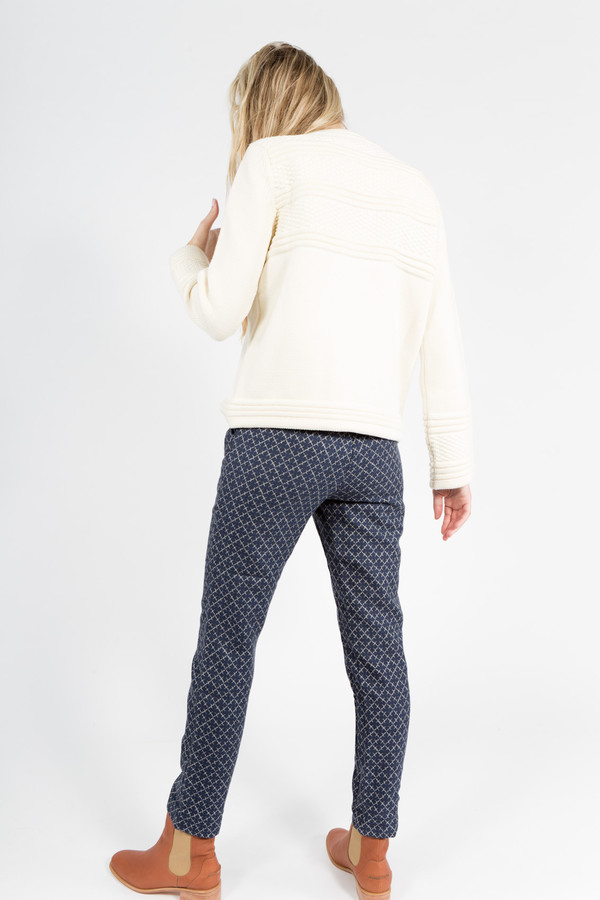 Trademark Textured Wool Sweater