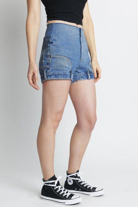 CIE Denim EL Jean Short - Medium Blue