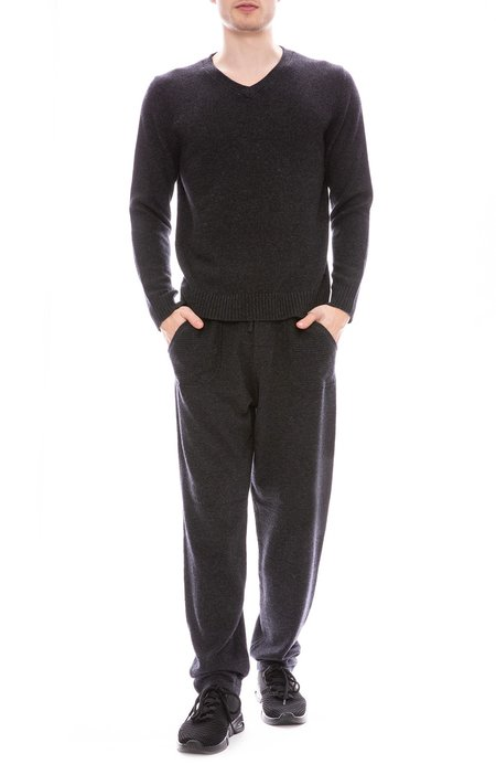 Ron Herman Cashmere Sweatpants - Asphalt