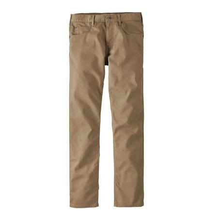 Patagonia Performance Long Twill Jeans - Mojave Khaki