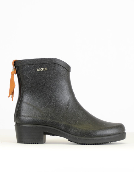 Aigle Ms Juliette Rainboot - Noir
