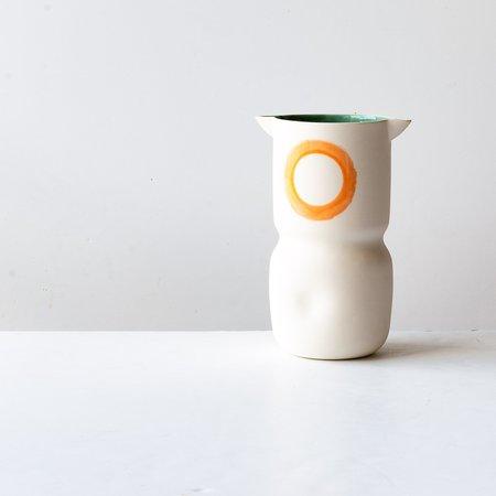 Eve-Marie Laliberté Porcelain Vase / Wine Cooler