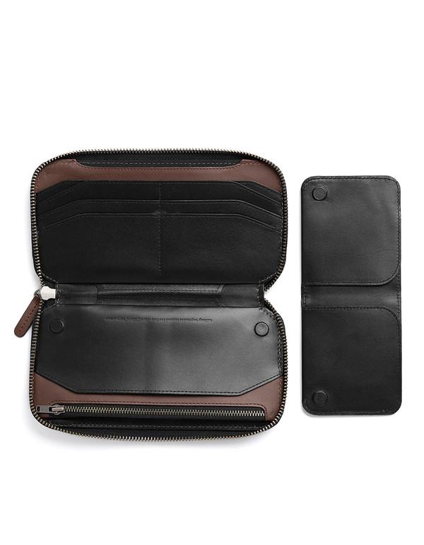 Bellroy Carry Out Wallet - Black
