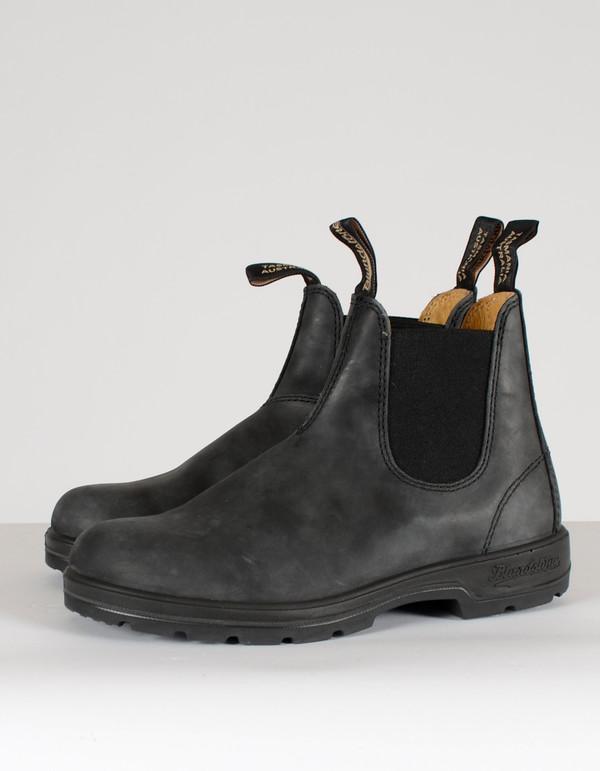 Blundstone Men's 587 Round Toe Boots