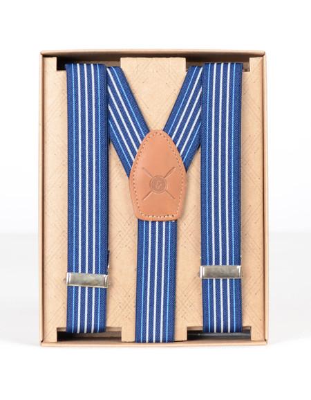 Cursor and Thread Dublin Braces Blue