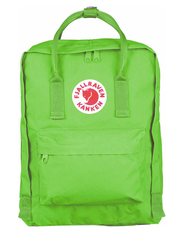 Fjallraven Kanken Backpack Villa Green