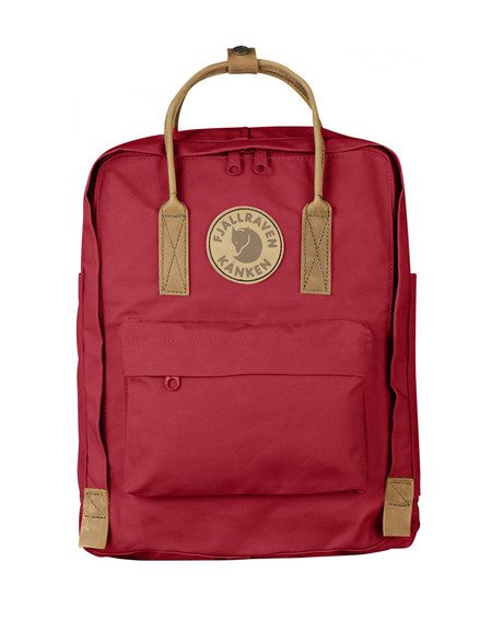 Fjallraven Kanken No. 2 Backpack Deep Red