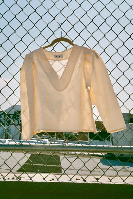 Wray Jeanne Top - Ivory