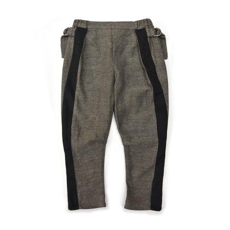 Kids Treehouse Pero Trousers - Mud Marble/Black