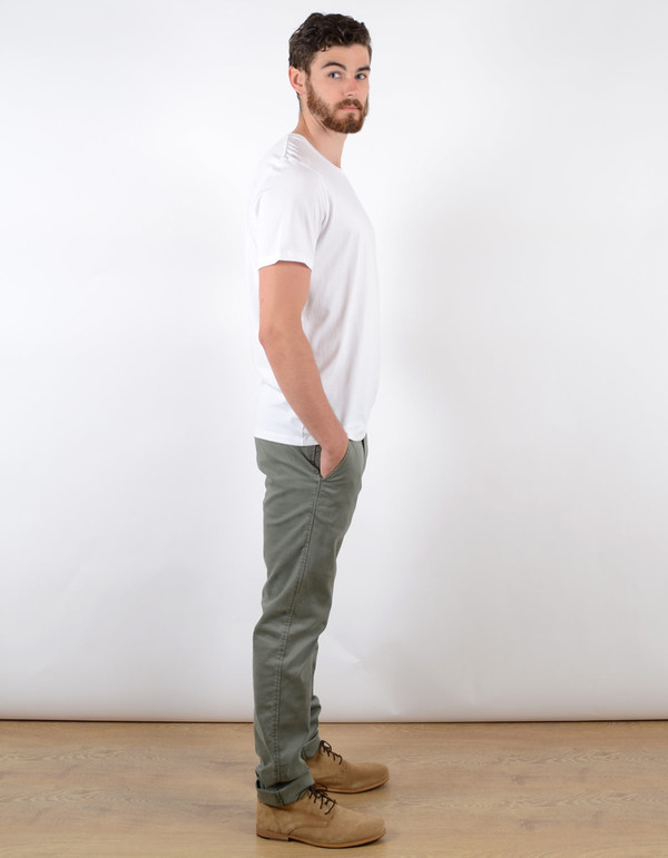 Men's No Nationality Marco Pant Green